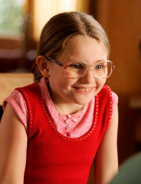 Abigail em Pequena Miss Sunshine (Foto: Divulgação)