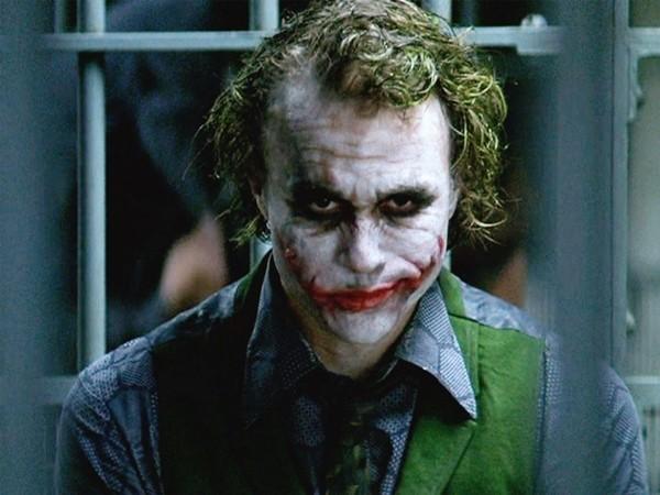 Heath Ledger como Coringa (Foto: Divulgação)