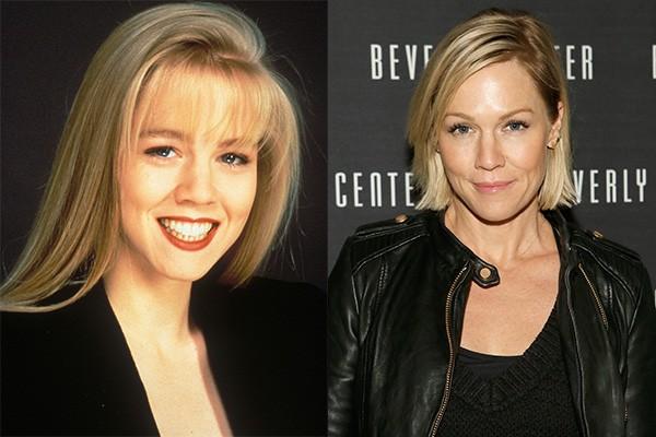 Hoje a Kelly de 'Beverly Hills 90210' tem 42 anos e três filhas. Desde seus dias na série adolescente, a atriz participou de 'Coisas que eu Odeio em Você' e fez pontas em várias séries de TV. (Foto: Divulgação/Getty Images)