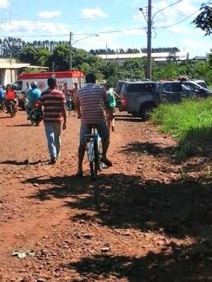 Crime ocorreu no início da tarde deste sábado (16) (Foto  PM- 2d171c2ab443f
