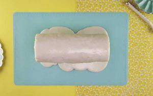 Cobertura branca para bolos com açúcar e leite de coco