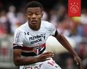"""Neres se mostra feliz com negociação: """"Melhor para mim e para o São Paulo"""""""