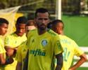 Sem Egídio e Jean, reservas do Palmeiras treinam com reforços