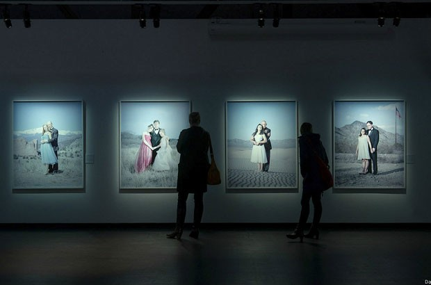 """""""Purity"""" está na exposição Fotografiska, no Museu da Fotografia de Estocolmo, Suécia.  (Foto: Purity/ David Magnusson)"""