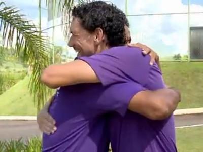 Gustavo Bastos e Everton Luiz Guarani (Foto: Reprodução / EPTV)