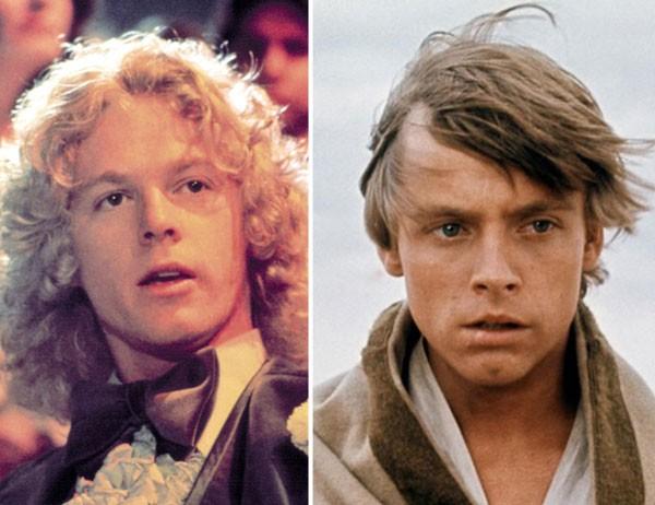 O papel de Luke Skywalker foi oferecido a William Katt e Mark Hamill. O segundo levou a melhor (Foto: divulgação)