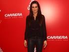 Cleo Pires fala da atriz Eva Longoria: 'Uma fofa'