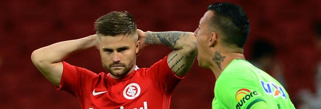 Confira os melhores momentos de  Inter 0x0 Chapecoense no Beira-Rio (Edu Andrade/Fatpress/Estadão Conteúdo)