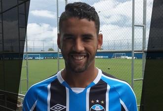 Michel contratação Grêmio volante (Foto: Reprodução / Twitter)