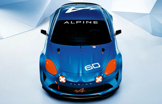 Renault Alpine (Foto: divulgação)