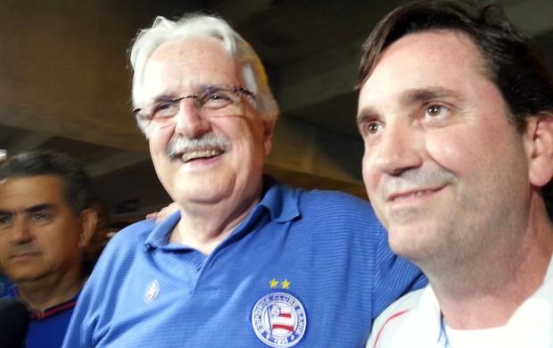 Fernando Schmidt, presidente do Bahia (Foto: Raphael Carneiro)