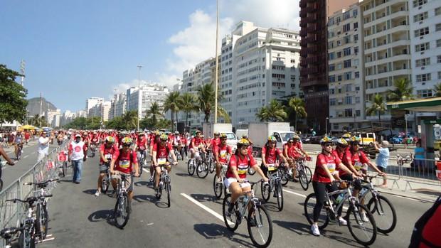 World Bike Tour - Rio de Janeiro (Foto: Luiz Cláudio Amaral / Globoesporte.com)