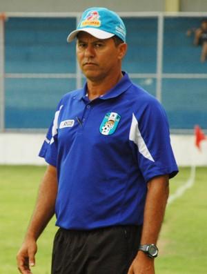 ramiro sousa técnico do csp (Foto: Lucas Barros / Globoesporte.com/pb)