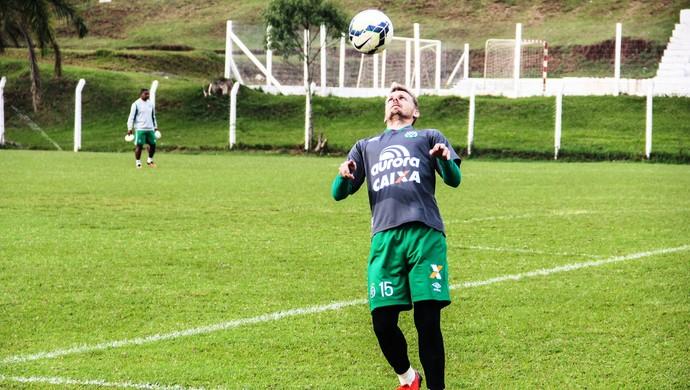 Tiago Saletti (Foto: Diego Carvalho/Aguante/Chapecoense)