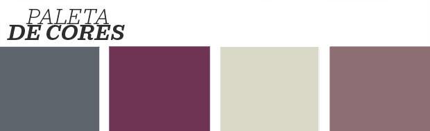 Décor do dia: sofá ultra violet na sala de estar bucólica (Foto: Divulgação)