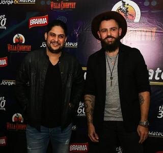 Jorge e Mateus (Foto: Rodrigo Amatuzzi/Divulgação)