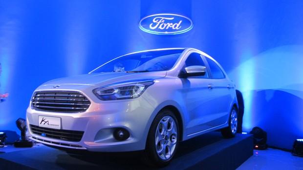 Veja fotos do novo Ford Ka