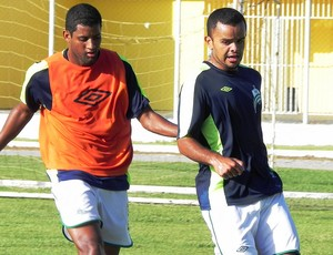 Rafael Tavares meia do Luverdense (Foto: Assessoria/Luverdense Esporte Clube)