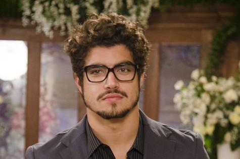Caio Castro como Michel de 'Amor à vida' (Foto: TV Globo)
