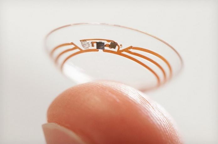 Depois de lente que mede glicose, Google prepara uma capaz de enviar comandos a gadgets (Foto: Divulgação/Google)