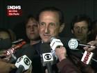 Skaf deseja sucesso a Alckmin e diz que vai avaliar 2º turno presidencial