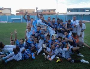 São Mateus Sub-17 (Foto: Reprodução/Facebook)