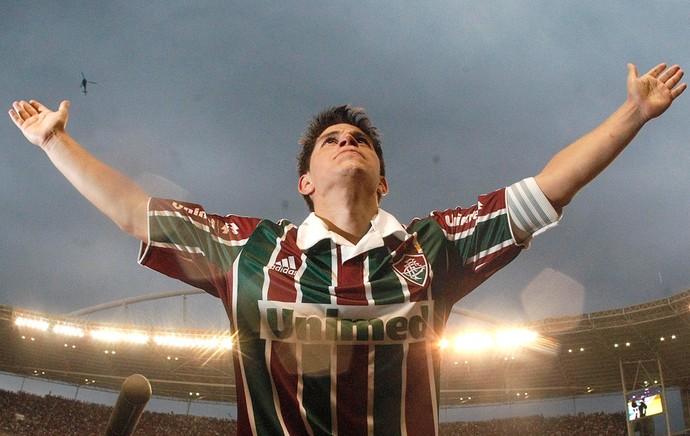 Conca fluminense campeão (Foto: Ag. Estado)