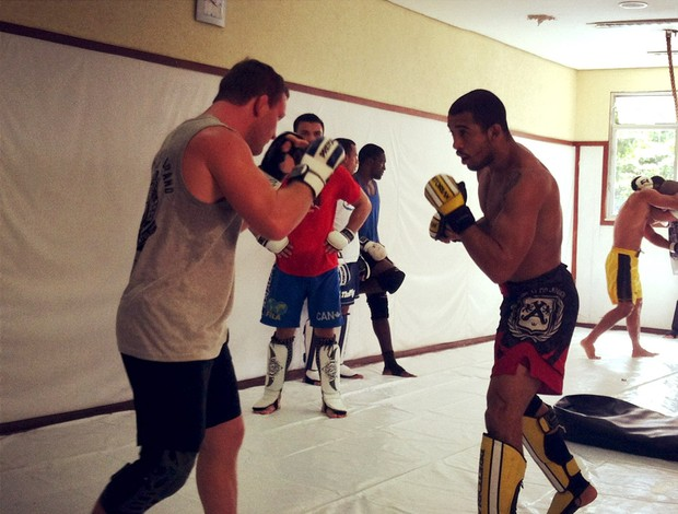 MMA Gray Maynard e Jos&#233; Aldo (Foto: Ana Hissa)