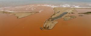 Chuvas podem agravar desastre ambiental em MG e ES, diz ministra (Ricardo Moraes/Reuters)