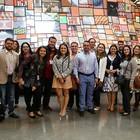 Alunos visitam empresas do Vale do Silício (Carolina Quixadá/Unifor)