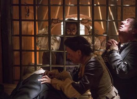 Reta final: Matias morre na prisão e Xavier se desespera