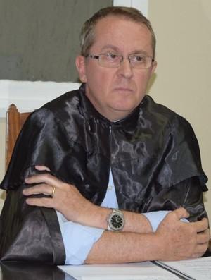 Segundo Meneguelli decidiu renunciar ao cargo de vice-presidente do TJD-ES (Foto: Eduardo Dias/A Gazeta)