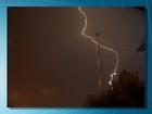 Mais de 18 mil raios atingem MS em uma hora, diz meteorologista