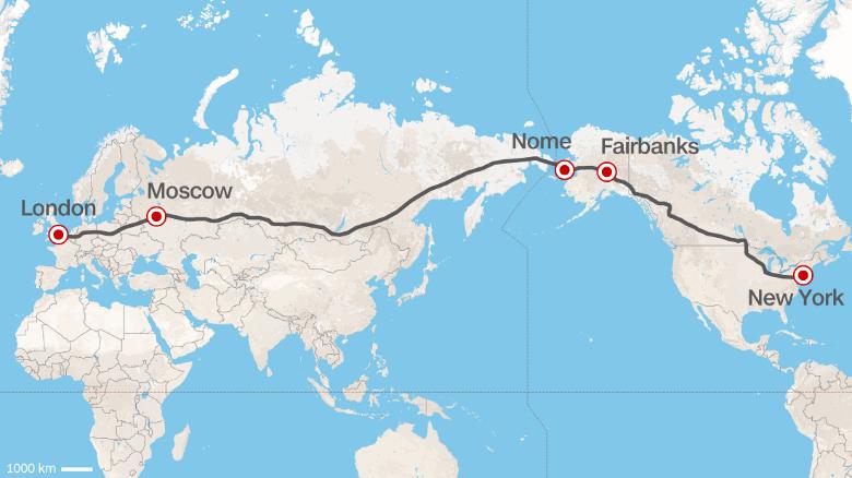 Mapa divulgado por Yakunin em sua apresentação (Foto: Reprodução)