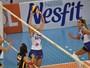 Atletas do Praia lamentam passe ruim e jogo abaixo do esperado em derrota
