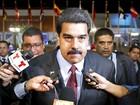 Maduro diz ver tentativa de 'golpe de Estado' contra Dilma Rousseff