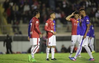 """À espera do adversário, Paraná planeja """"duelar de igual"""" com times da Série A"""
