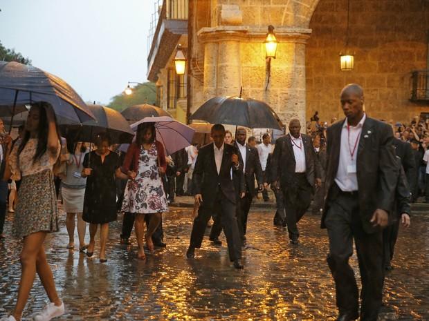 Obama Cuba (Foto: Reuters)