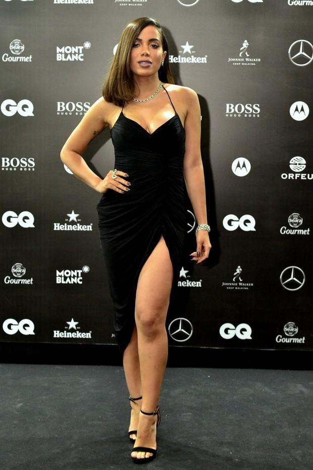 Anitta (Foto: Roberto Teixeira / Ego)