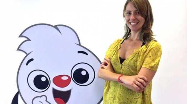 Marina Proença é diretora de marketing da Playkids, aplicativo brasileiro voltado para o público infantil. (Foto: Divulgação)