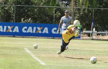 """""""Descobridor"""" de Lucas França, Raul elogia novo titular do gol do Cruzeiro"""