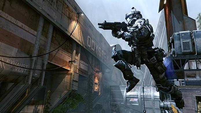 Nova atualização de Titanfall traz modo para combates mais pessoais, apenas com pilotos (Foto: gamefront.com)