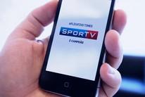 Tudo sobre o seu time  24 horas por dia no  seu celular e iPad (sportv)
