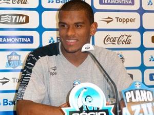 Fernando Grêmio (Foto: Tomás Hammes/Globoesporte.com)
