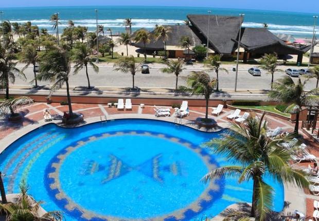Hotel Vila Fortaleza no Ceará (Foto: Divulgação)
