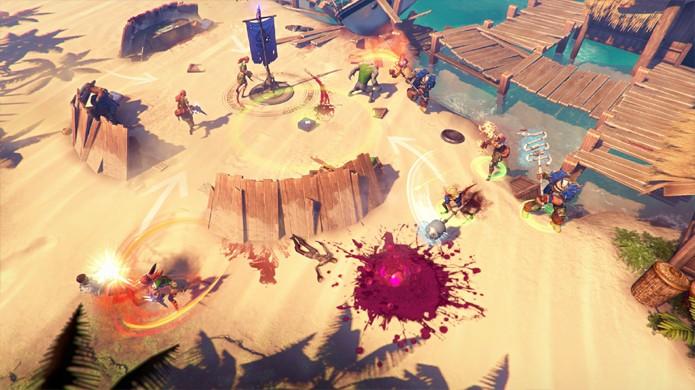 Dead Island: Epidemic foi outro game da série que não deu muito certo e acabou cancelado (Foto: Reprodução/GameSpot)