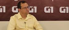 Daniel Solon defende legalização das drogas (Patricia Andrade/G1)