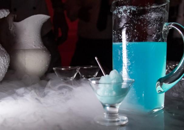 Blue lagoon frozen (Foto: Divulgação/ Rojo Criatividade Gourmet)