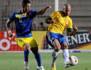 Doria seleção sub-20 Brasil (Foto: AP)