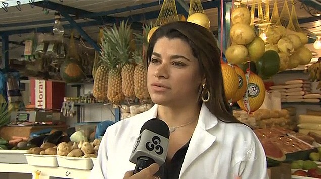 Especialista dá dicas de saúde para os cabelos (Foto: Amazônia TV)